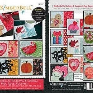 Kimberbell KDKB127 Mylar Neutral Tones Multiple