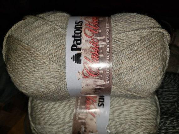 Patons Classic Wool Merino RegularWorsted 223yds