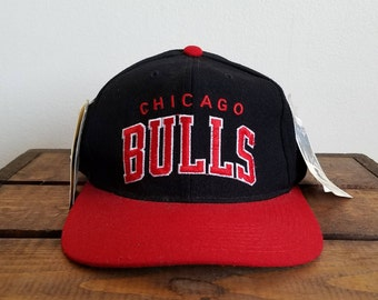 8ec656f9f71 Vintage DS Chicago Bulls Arch Starter Hat