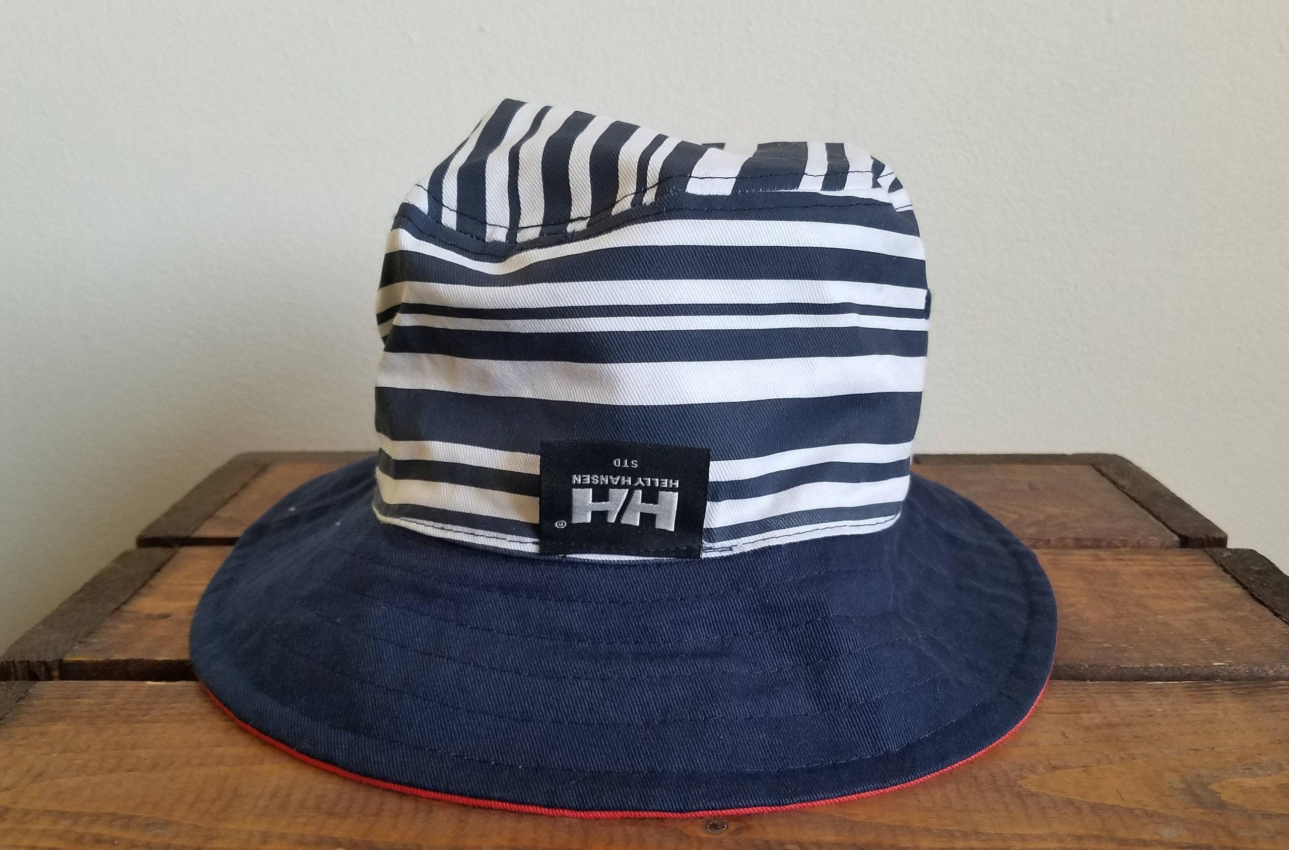 Vintage Helly Hansen Reversible Bucket Hat  7038f45d8f1