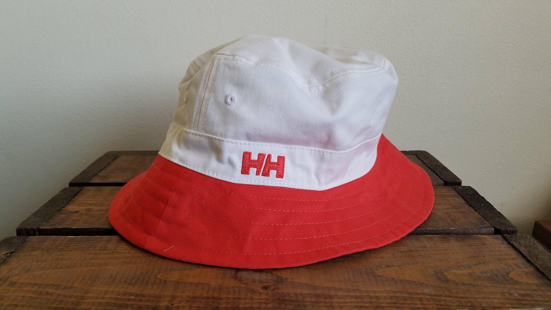 Vintage Helly Hansen Reversible Bucket Hat. gallery photo gallery photo  gallery photo gallery photo 811333bf8f0