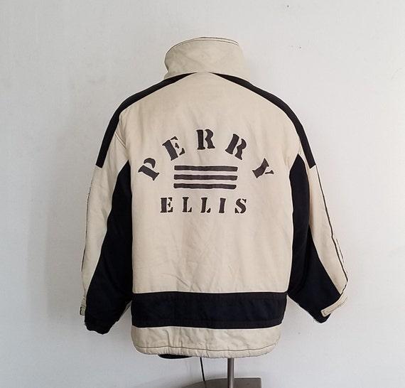 a1851f2772 Vintage Perry Ellis Jacket Sz. L