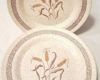 Homer Laughlin Wheat Dinnerware Set