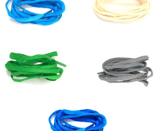 2d13db8b6 LitLaces - Fat Oval Shoe Laces Replacement for Nike SB