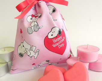 Soy Wax Melts - Snoopy We Love You