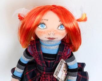American girl doll home interior dolls, rag doll for girl cloth baby dolls fashion doll realistic doll cloth doll play doll schoolgirl doll