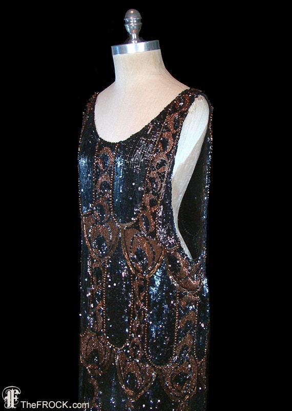 Authentic 1920s Flapper Dresses