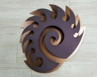 Starcraft Zerg Logo