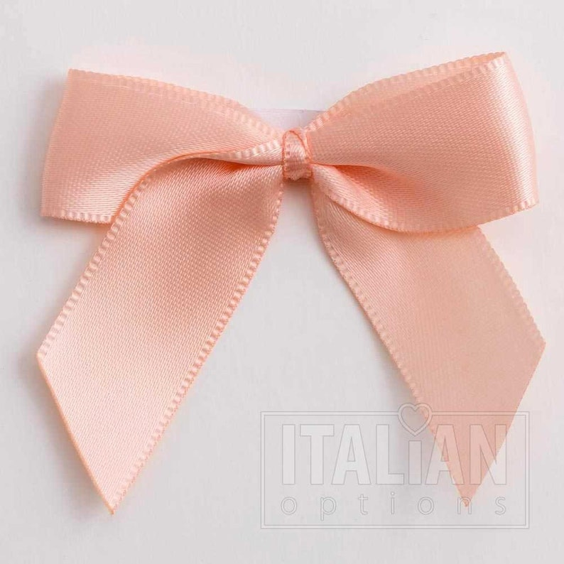 """5 Metres Baby Pink Organza Ribbon 2.5cm//1/"""" Wide Approx."""
