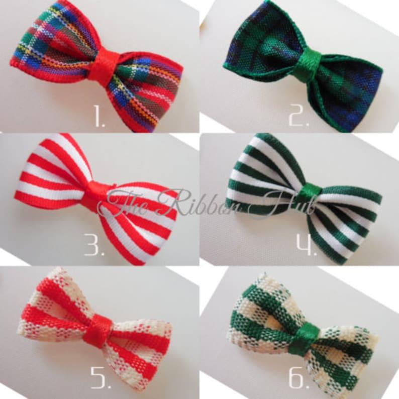 Choose Length Berisfords 70mm Polyester Tartan Ribbon 9 Colours Free UK Post