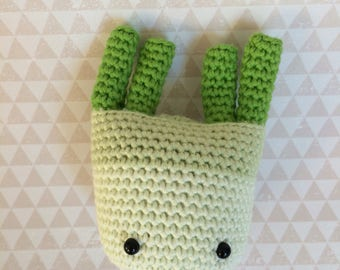 Fennel crochet