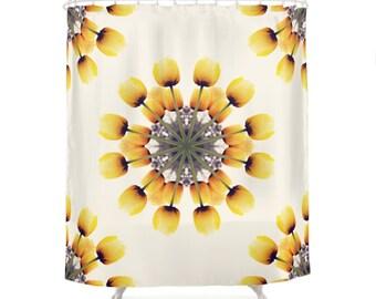 Tulips Shower Curtain - Mandalas