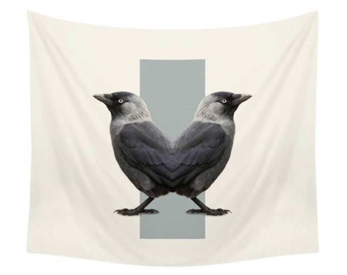 Birds Tapestry - Double Animals