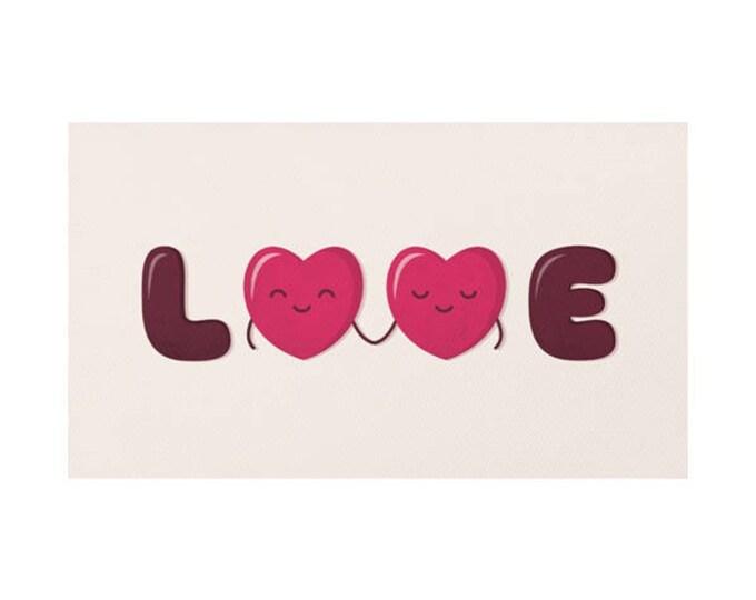 Love Rug - Cute Doodles