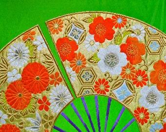 Amazing Silk Kimono Obi Belt 103