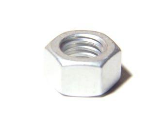 Aluminum Fastener Hex Nut 3/8 x 16 | UAAC (100pcs)