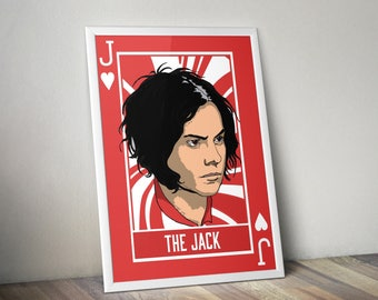 Jack of Hearts Poster 10x15