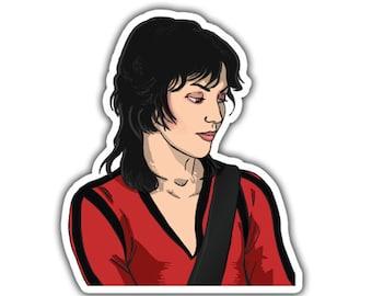 Queen of Blackhearts Sticker