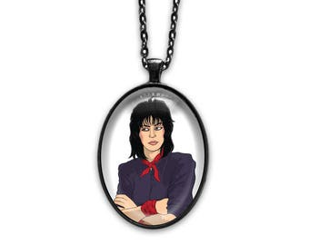 Queen of Noise necklace