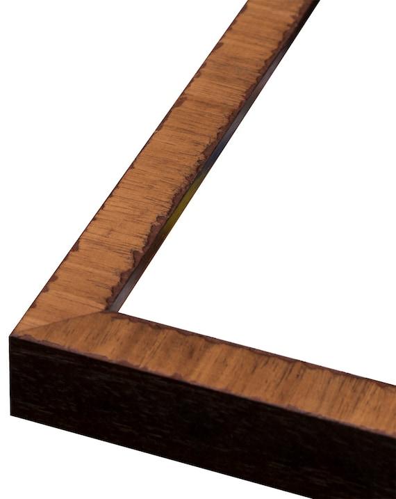 Olea Cherry Veneer 34 Picture Frame 3x5,4x6,5x7,6x8,8x10,9x12,11x14,12x16,14x18,16x20,18x24,20x24,20x30,22x28,24x30,24x36