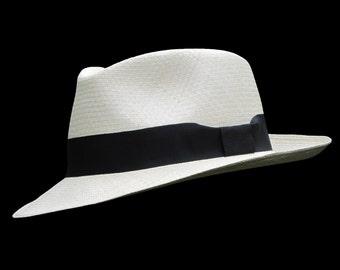 b8a5bd21 Original Panama Hat from Montecristi - Fedora Fino