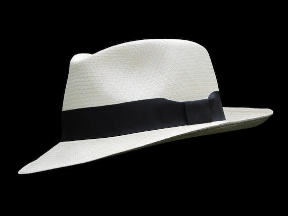 96b49c82355e7 Original Panama Hat from Montecristi Havana Fino