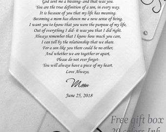 Son Wedding Gift Etsy