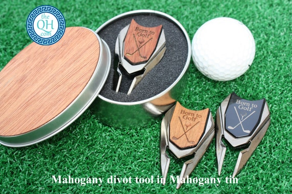Personalized Golf Ball Marker And Divot Tool Groom Groomsman Etsy