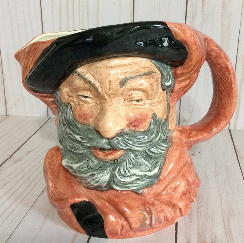 Pottery, Porcelain & Glass Toby/character Jug Toby Jugs