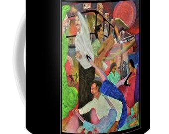 Coffee Mug / New Orleans / French Quarter