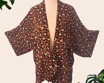 Savannah Ties Deca Kimono