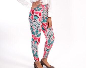Anda African handmade trousers