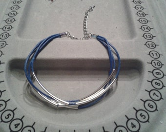 Ropes & Metals Bracelet