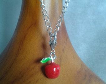 Apple - Necklace for kids