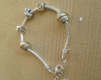 Snage charms Bracelet