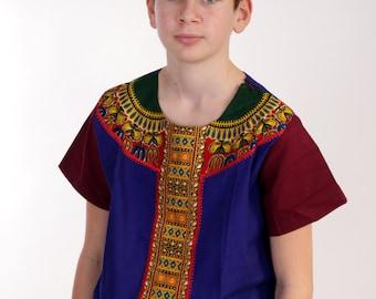 Cute African Dashiki Top.