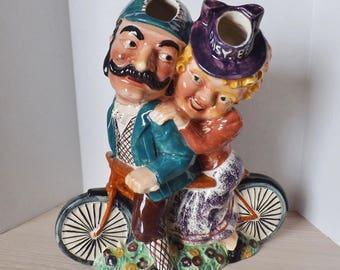 """1920""""S DAISY BELL SPILL vase"""