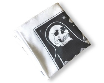 Tarot Cloth for Card Spreads (100% Cotton)