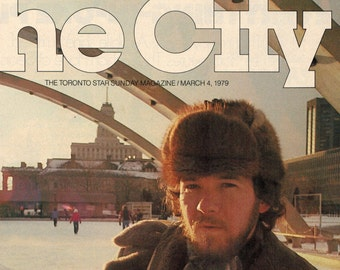 THE CITY ~ 1979/03/04 ~ Murray McLauchlan