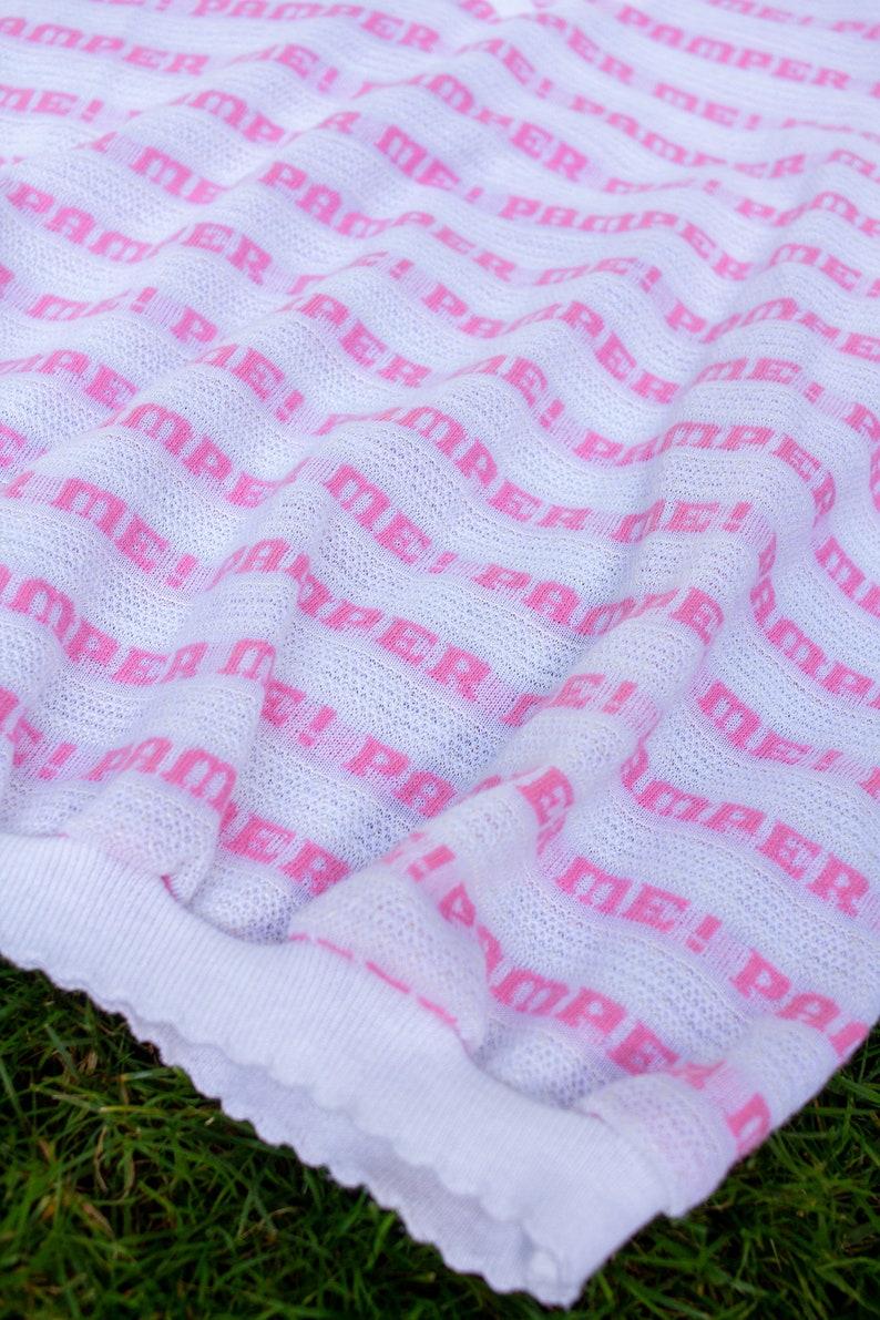 Pamper Me 80/'s Knit sweater