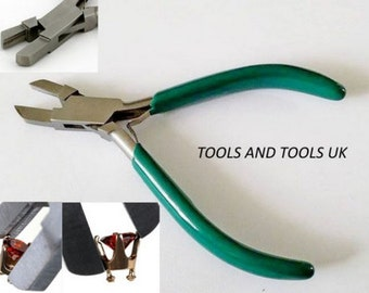 Beads & Jewelry Making High Quality Dimple Pliers With Hook Jaw 1 & 3 Mm Jewelry Making Forming Crafts