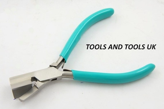BOW CLOSING RING BENDING PLIERS V SHAPE JAW BENDING FORMING RESHAPING JEWELLERY