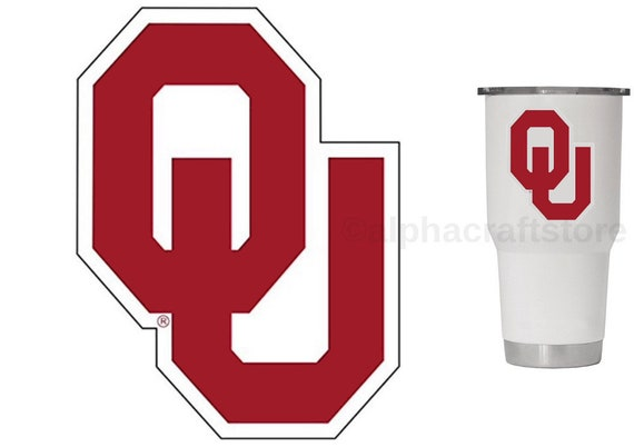 Oklahoma Sooners NCAA Color Die-Cut Decal Car Sticker *Free Shipping