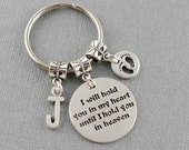 Items Similar To Infant Loss Keychain Sympathy Giftbaby Girl Loss