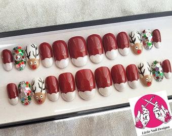 Swarovski Red Nosed Reindeer