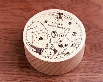 When We Are Together, Wind-up music box; Great Chirstmas Gift