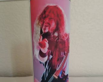 Saint Dimebag Darrell Candle- Dimebag Saint Candle