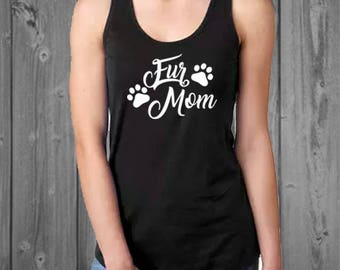 Fur Mom Tank Top