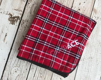 Custom CampAce Blanket