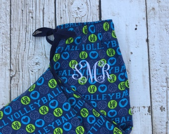 Girl's Volleyball Lounge Pants